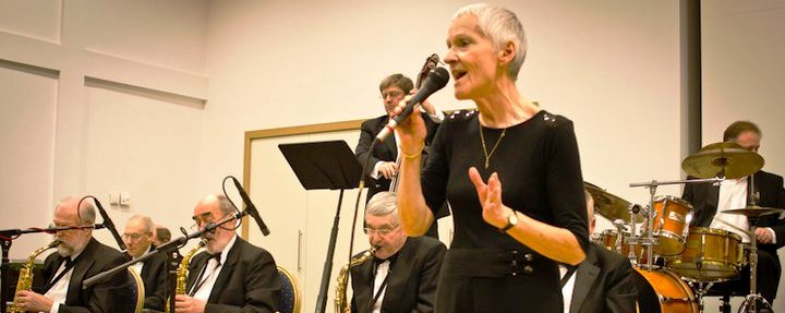 The BBO Big Band have rasied over £330,000 for local and national charities in its 27 year history.